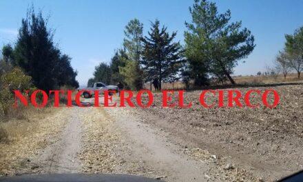 ¡Ejecutaron a un hombre de más de 15 balazos en Zacatecas!