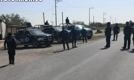¡Enfrentamiento entre civiles y elementos de la PEP y Guardia Nacional dejó un muerto en Pánfilo Natera!