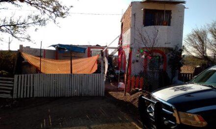 ¡Hombre se quitó la vida por ahorcamiento en Jesús María, Aguascalientes!