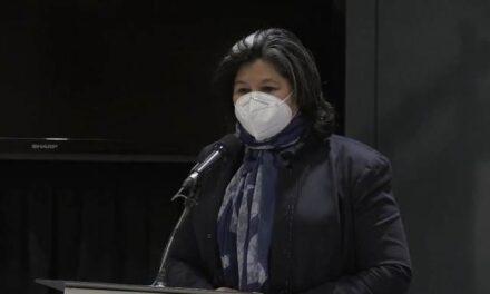 ¡Ivermectina posible causa de tendencia a la baja en hospitalización por coronavirus: María Eugenia Velasco Marín!