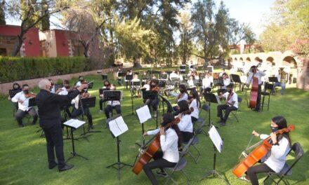 ¡La Orquesta Infantil de Jesús María presentará su nuevo disco de manera virtual!