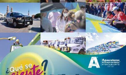 ¡Lanza Municipio campaña ¿Qué se siente vivir en Aguascalientes?!