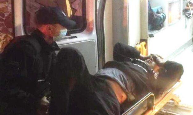 ¡Ladrón fue baleado al intentar meterse a robar a una casa en Calvillo, Aguascalientes!