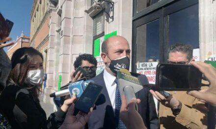 ¡La nueva Secretaría de la Familia no duplicará funciones ni incrementará el presupuesto de la administración estatal: Manuel Cortina Reynoso!