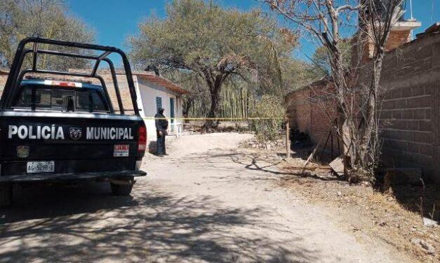 ¡Ancianita de 90 años de edad murió ahogada en una pileta en Calvillo, Aguascalientes!
