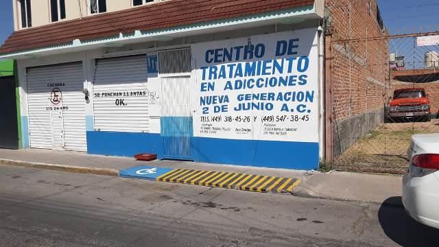 ¡Joven se hirió en el cuello con una botella en Jalisco y murió en un anexo en Aguascalientes!