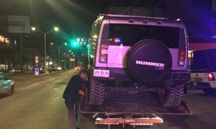 ¡Joven murió atropellado por una camioneta de lujo en la zona Centro de Aguascalientes!