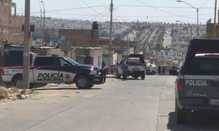 ¡Policía municipal de Aguascalientes abatió a un sujeto e hirió a otro a tiros!