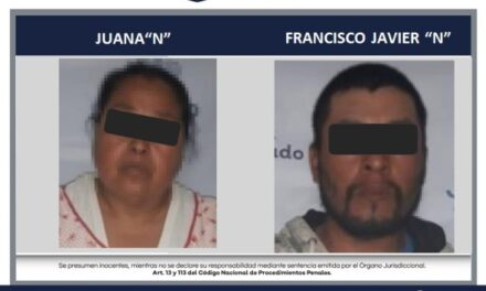 ¡Sentenciaron a 20 años de prisión a madre e hijo que asesinaron a un hombre en Ojuelos!