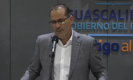 ¡Resto del personal que labora en hospitales y adultos mayores de Pabellón de Arteaga los próximos en vacunarse: Martín Orozco Sandoval!