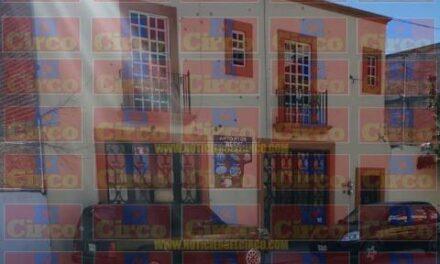 ¡Sicarios atacaron la casa del delegado de Tránsito y Vialidad del Estado en Jerez!
