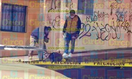 ¡Joven fue ejecutado en una parada de camión en Guadalupe!