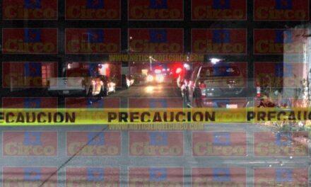 ¡Ejecutaron a 2 hombres cerca de la Fiscalía Estatal en Fresnillo!
