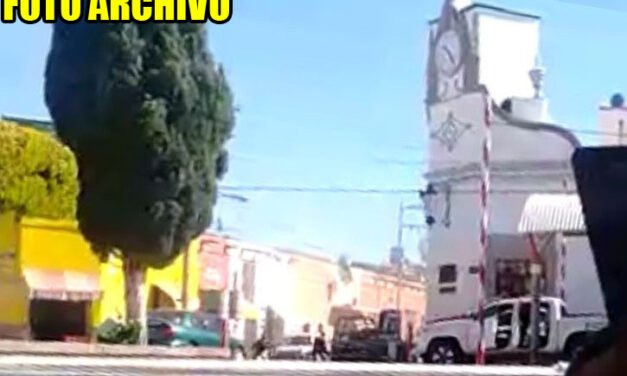 ¡Sicarios ejecutan a seis hombres y a una mujer en una fiesta en Ojuelos!
