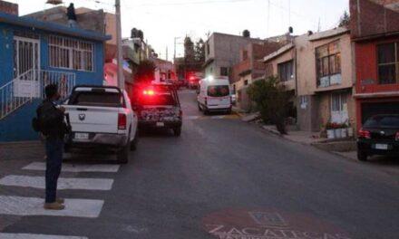 ¡Ejecutaron a un joven en la colonia Jesús González Ortega en Zacatecas!