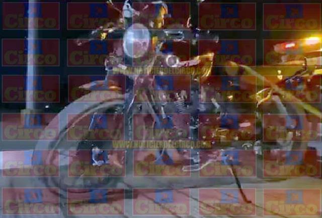 ¡Espantosa muerte de un motociclista en Lagos de Moreno!