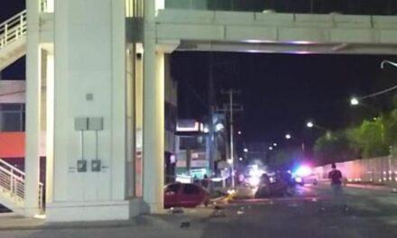 ¡Espantoso accidente en Aguascalientes dejó 1 muerto y 1 lesionado grave!