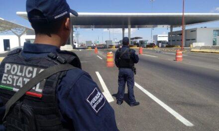 ¡Blindaron Aguascalientes tras enfrentamiento en Jalisco!