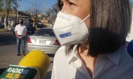 ¡Familias que dependen de apoyo del DIF no se quedarán en desamparo durante veda electoral: Karla Esparza Lazalde!