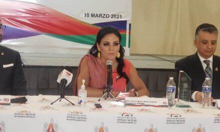 ¡Hoteleros a la expectativa de la Semana Santa, confían que aumente la ocupación de habitaciones: Gloria Romo Cuesta!