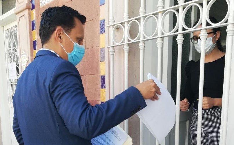 No se puede poner una mordaza a los medios en Aguascalientes: Horacio López