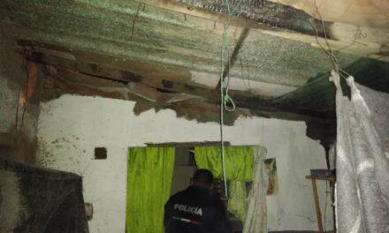 ¡Hombre se mató ahorcándose tras discutir con su pareja en Aguascalientes!
