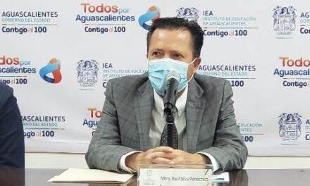 ¡Sólo con vacunación y semáforo verde se regresará a las aulas de escuelas públicas: Raúl Silva Perezchica!