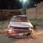 ¡Volcadura de una camioneta dejó un hombre muerto en Río Grande!