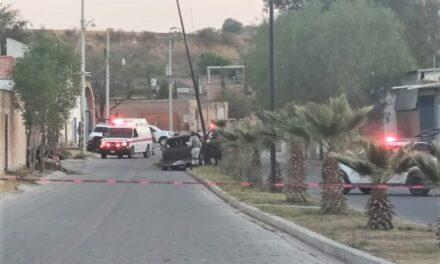 ¡En Encarnación de Díaz ejecutaron a un hombre en su camioneta!