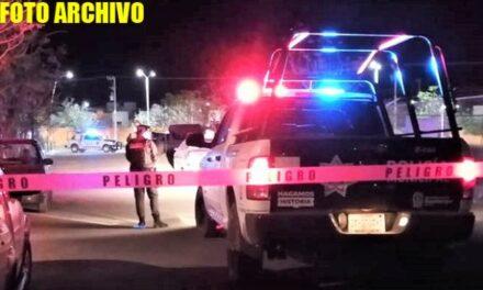 ¡Hombre de 47 años de edad fue ejecutado en Enrique Estrada!