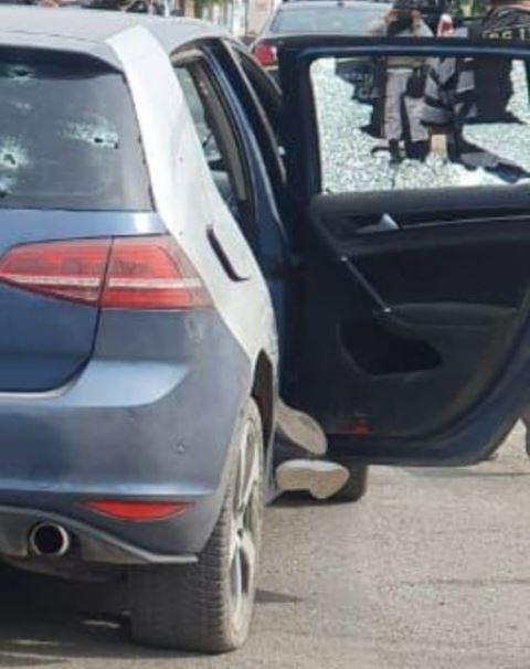 ¡Policías estatales de Jalisco abatieron a 2 sicarios en Lagos de Moreno!