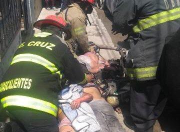 ¡3 niñas murieron tras incendio domiciliario en Aguascalientes!