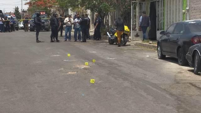 ¡Intentaron ejecutar a un hombre a balazos y lo hirieron de gravedad en Aguascalientes!