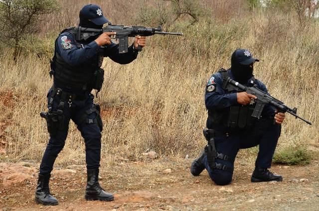 ¡SSP detuvo en Guadalupe a objetivo prioritario para el Estado!
