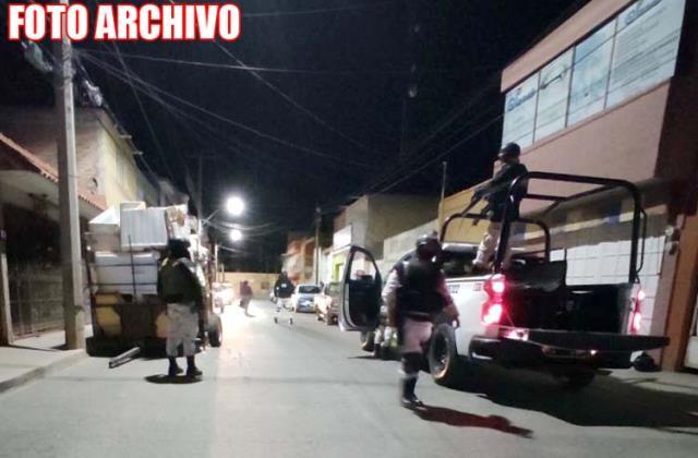 ¡Hombre fue ejecutado en la vía pública en Guadalupe!