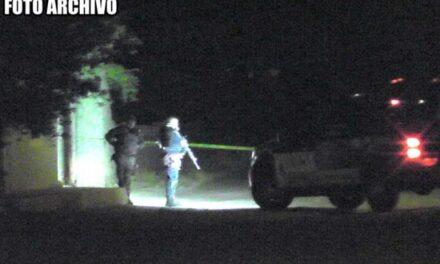 ¡Intentaron ejecutar a un hombre y lo hirieron en La Escondida, Zacatecas!