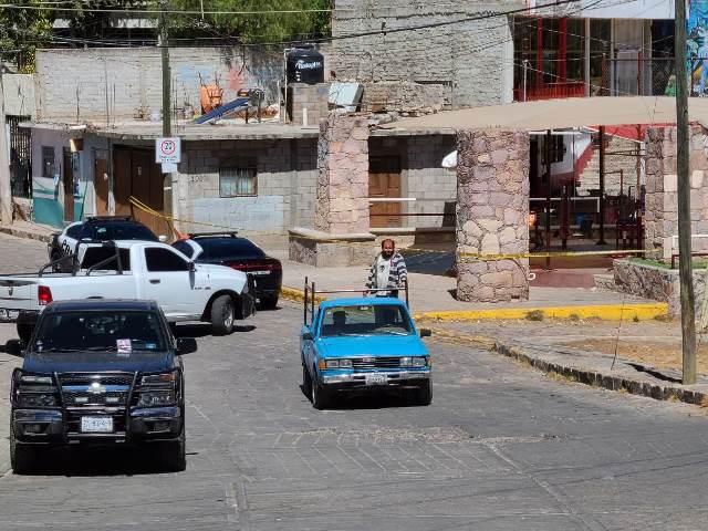 ¡De 6 balazos intentaron ejecutar a un hombre en Zacatecas!