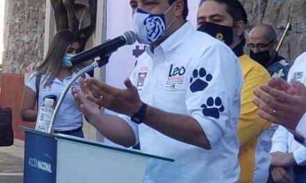 ¡Leo Montañez hará contrapeso a las malas decisiones del gobierno federal!
