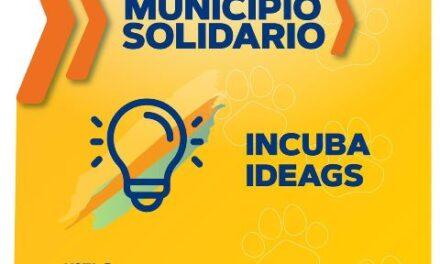 """¡Fuerte impulso a emprendedores mediante """"INCUBA-IDEAGS"""" ofrece Leo Montañez!"""