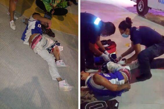 ¡Intentaron ejecutar a un joven en Aguascalientes y lo hirieron a balazos!