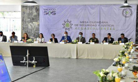 ¡Municipio participa en Mesa Ciudadana de Seguridad y Justicia!