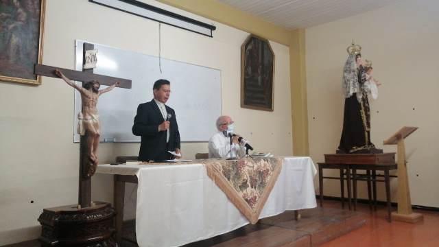 ¡Se suspenden misas virtuales, pero se continuará con todos los protocolos sanitarios en los templos: Rogelio Pedroza González!