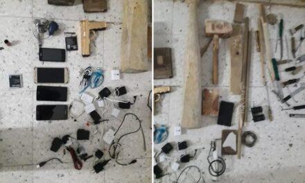 ¡Revisaron área de Oclade en Cieneguillas y aseguraron diversos objetos!