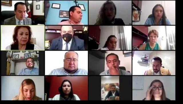 ¡Llevó a cabo el H. Ayuntamiento de Aguascalientes sesión ordinaria de Cabildo!