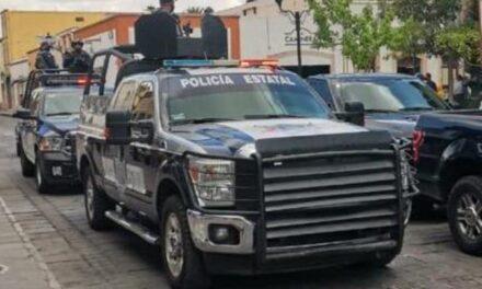 ¡SSP detuvo en Ojocaliente a dos personas por extorsión!