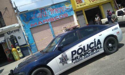 ¡Hombre se quitó la vida en un negocio de mariscos en Aguascalientes!