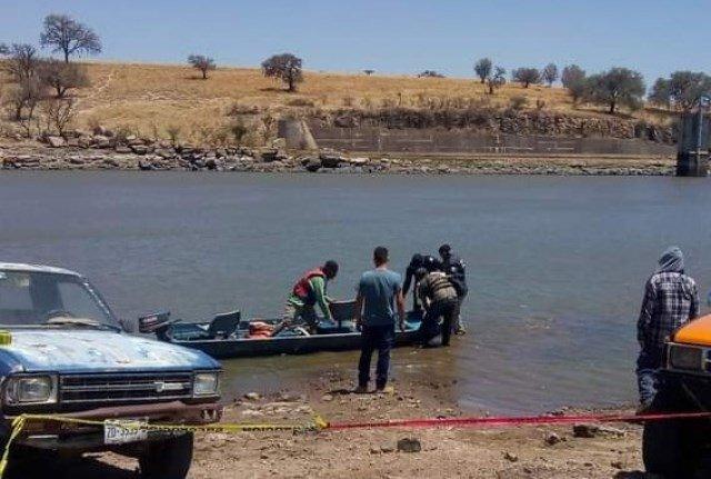 ¡Pescador murió ahogado en la presa SARH en Monte Escobedo!