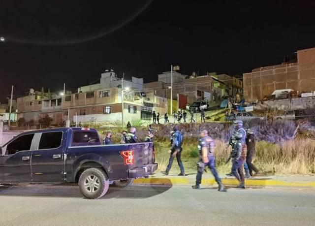 ¡Emboscaron e intentaron ejecutar a dos policías municipales en Zacatecas!