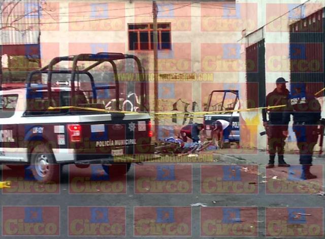 ¡Ejecutaron a un hombre e hirieron a otro en Lagos de Moreno!