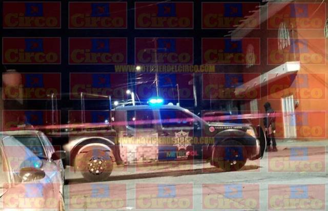 ¡Ejecutaron de más de 30 balazos a un hombre en Lomas de Plateros en Fresnillo!